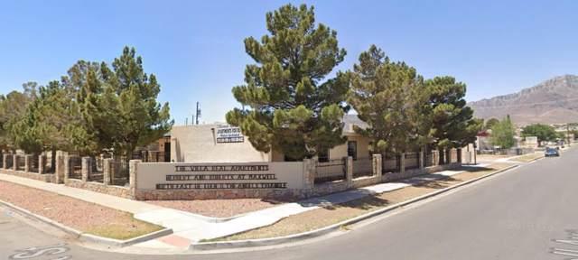 8961 Herbert Street 1-32, El Paso, TX 79904 (MLS #821642) :: Preferred Closing Specialists