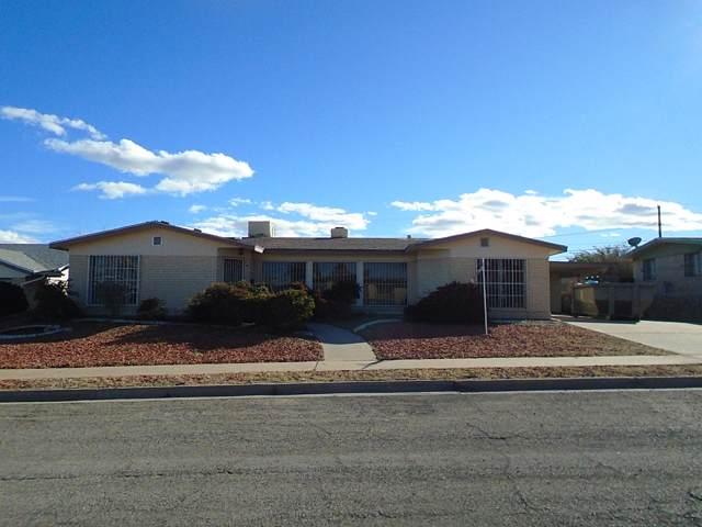 6412 Regal Lane, El Paso, TX 79924 (MLS #821645) :: Preferred Closing Specialists