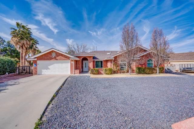 540 Country Oaks Drive, El Paso, TX 79932 (MLS #821647) :: Preferred Closing Specialists