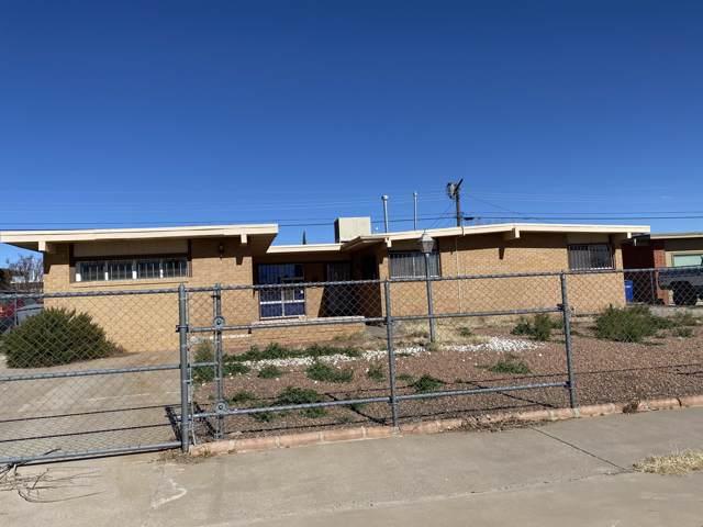 5111 Wally Drive, El Paso, TX 79924 (MLS #821681) :: Preferred Closing Specialists