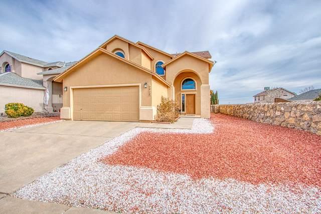 7428 Mesquite Flor Drive, El Paso, TX 79934 (MLS #821685) :: Preferred Closing Specialists