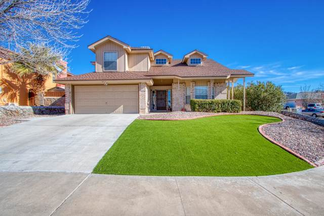 6951 Marble Canyon Drive, El Paso, TX 79912 (MLS #821687) :: Preferred Closing Specialists