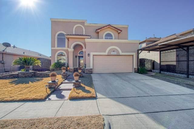 13794 Paseo Las Nubes Drive, El Paso, TX 79928 (MLS #821694) :: Preferred Closing Specialists