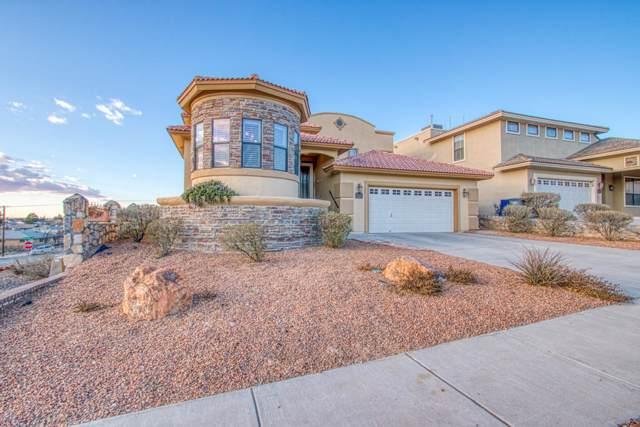 370 Resler Ridge Drive, El Paso, TX 79912 (MLS #821698) :: Preferred Closing Specialists
