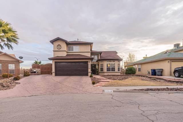 12648 Crystal Ridge Street, El Paso, TX 79938 (MLS #821704) :: Preferred Closing Specialists