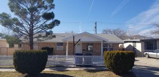 10541 Kendall Street, El Paso, TX 79924 (MLS #821714) :: Preferred Closing Specialists
