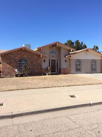 1821 Ron Cerrudo Street, El Paso, TX 79936 (MLS #821729) :: Preferred Closing Specialists