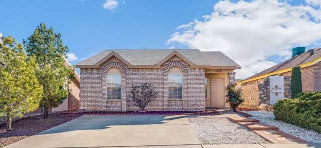 11716 Corona Crest Avenue, El Paso, TX 79936 (MLS #821730) :: Preferred Closing Specialists