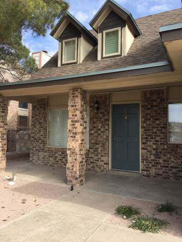 1816 Gus Moran Street, El Paso, TX 79936 (MLS #821733) :: Preferred Closing Specialists