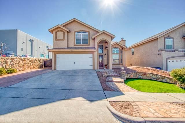 432 Clarkstone Court, El Paso, TX 79932 (MLS #821735) :: Preferred Closing Specialists
