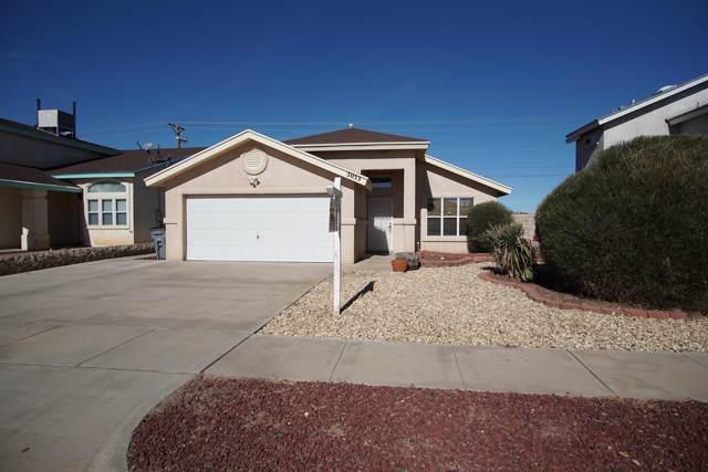 5053 Silver Sands Avenue, El Paso, TX 79924 (MLS #821741) :: Preferred Closing Specialists