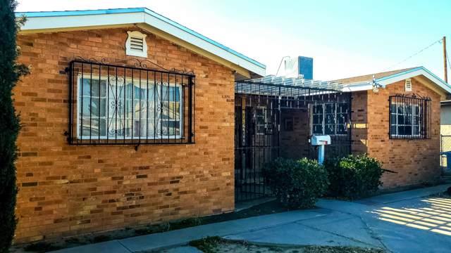 6156 Trowbridge Drive, El Paso, TX 79905 (MLS #821746) :: Preferred Closing Specialists