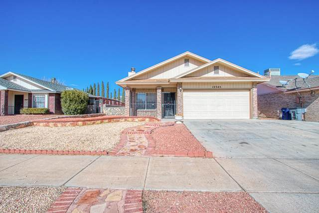 12545 Carlos Bombach Avenue, El Paso, TX 79928 (MLS #821747) :: Preferred Closing Specialists