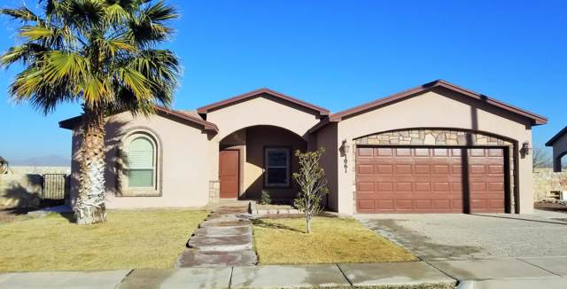 1061 Chris Forbes Circle, Socorro, TX 79927 (MLS #821748) :: The Purple House Real Estate Group
