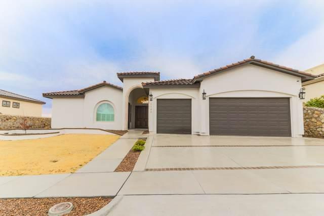 6549 Contessa Ridge, El Paso, TX 79912 (MLS #821750) :: Preferred Closing Specialists