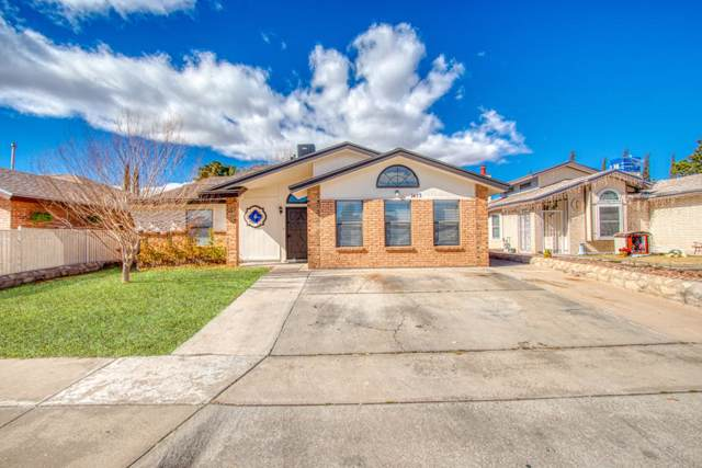 1473 Sierra De Oro Drive, El Paso, TX 79936 (MLS #821753) :: Preferred Closing Specialists