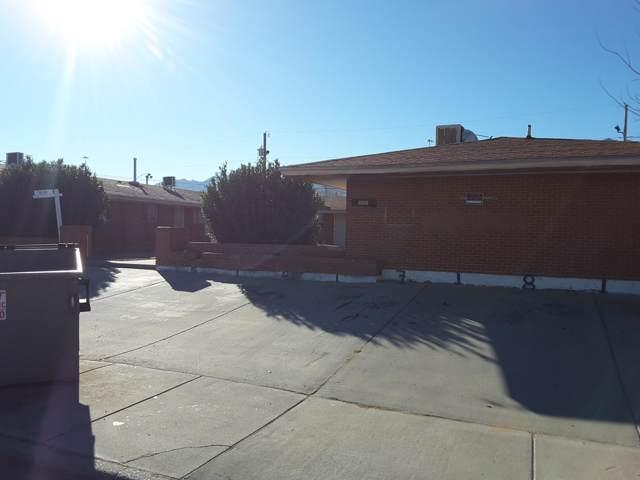 8701 Lawson Street, El Paso, TX 79904 (MLS #821755) :: Preferred Closing Specialists