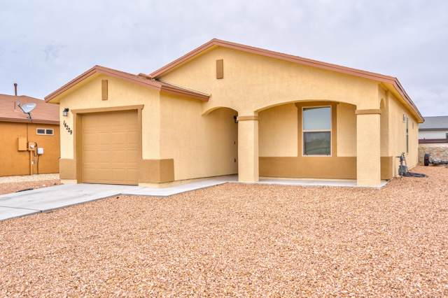 14229 Escalera Drive, Horizon City, TX 79928 (MLS #821757) :: Preferred Closing Specialists