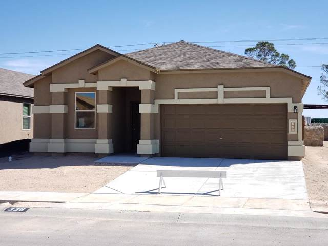 336 Canyon Vista Drive, Horizon City, TX 79928 (MLS #821759) :: Preferred Closing Specialists