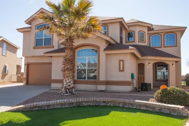 11301 Santiago Roque Drive, El Paso, TX 79934 (MLS #821762) :: Preferred Closing Specialists