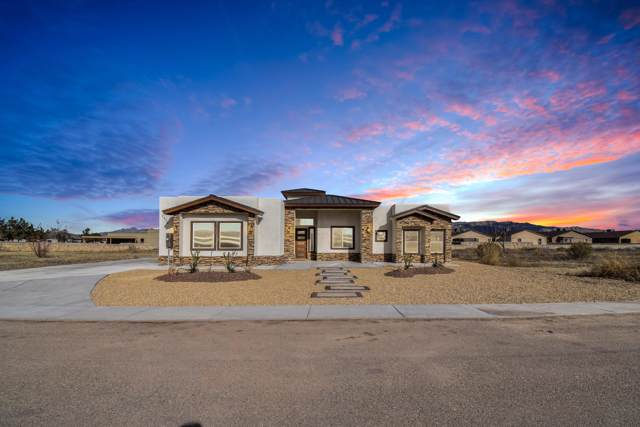 2832 Girl Scout Lane, Sunland Park, NM 88063 (MLS #821778) :: Mario Ayala Real Estate Group