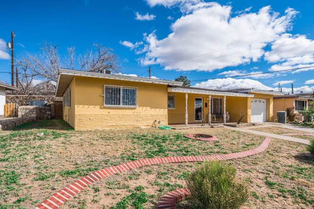 333 Olivia Circle, El Paso, TX 79912 (MLS #821838) :: Jackie Stevens Real Estate Group brokered by eXp Realty