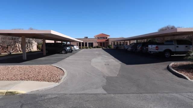 7111 Alabama Street 12D, El Paso, TX 79904 (MLS #821893) :: Preferred Closing Specialists