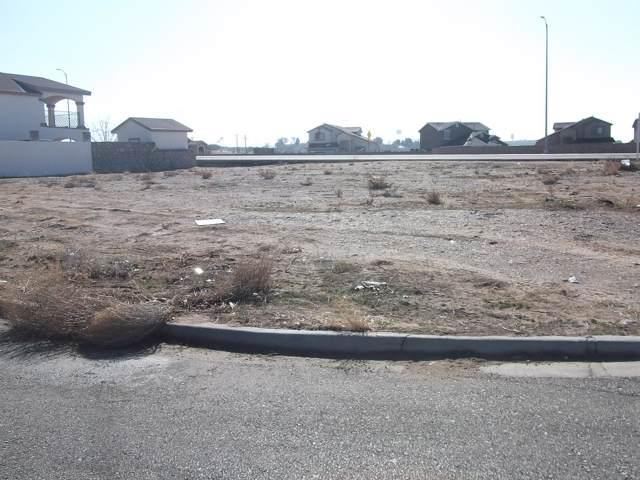 1200 Cravens, Anthony, TX 79821 (MLS #821910) :: The Matt Rice Group