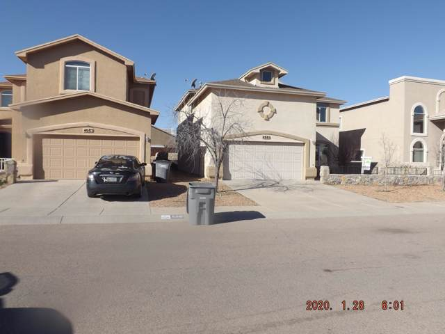 4081 Hueco Land Lane, El Paso, TX 79903 (MLS #821962) :: Jackie Stevens Real Estate Group brokered by eXp Realty