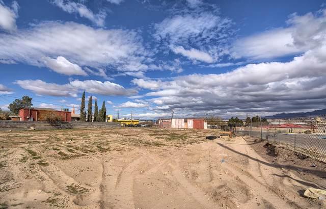 1793 Mcnutt Road, Sunland Park, NM 88063 (MLS #822009) :: Mario Ayala Real Estate Group
