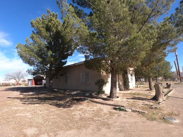12445 Glorietta Road, San Elizario, TX 79849 (MLS #822039) :: Preferred Closing Specialists