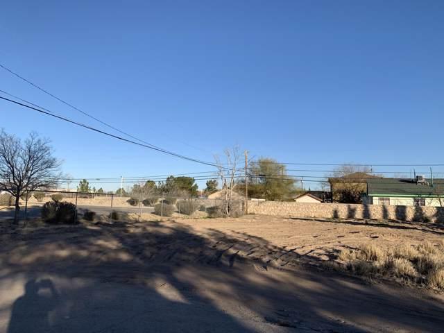554 Cora Place, El Paso, TX 79915 (MLS #822042) :: Preferred Closing Specialists