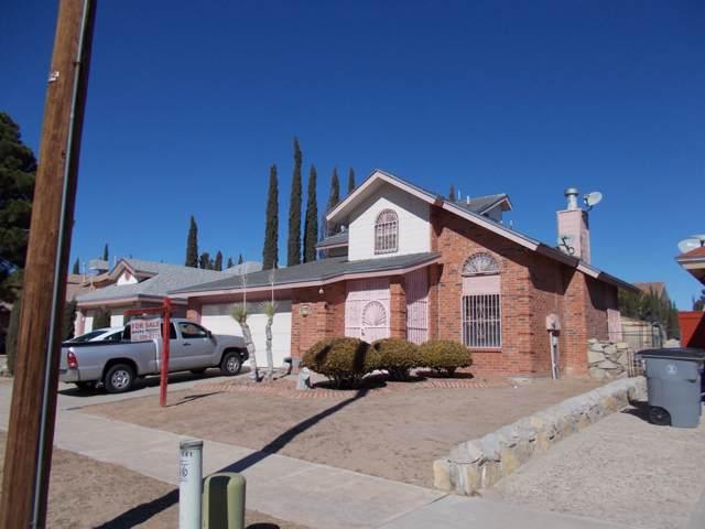 11537 Kristy Weaver Drive, El Paso, TX 79936 (MLS #822052) :: Preferred Closing Specialists