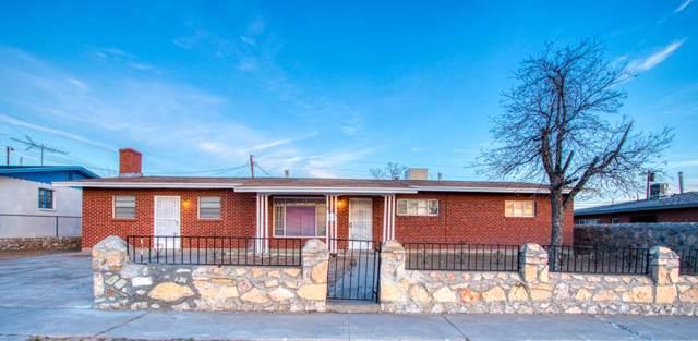 824 Lomaland Drive, El Paso, TX 79907 (MLS #822057) :: Preferred Closing Specialists