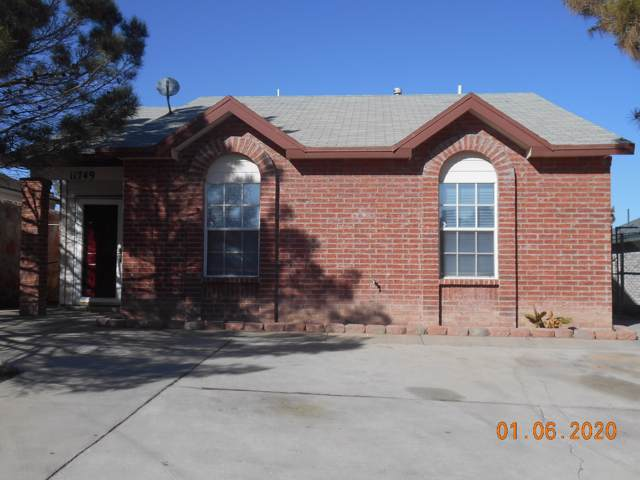 11749 Bell Tower Drive, El Paso, TX 79936 (MLS #822069) :: Preferred Closing Specialists