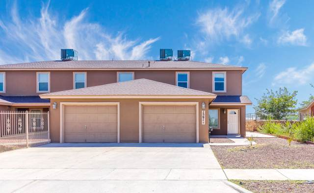 1591 Hartsdale Drive, El Paso, TX 79928 (MLS #822131) :: Preferred Closing Specialists
