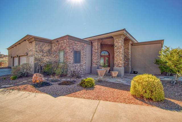 5354 Painted Sky Lane, El Paso, TX 79912 (MLS #822137) :: Preferred Closing Specialists