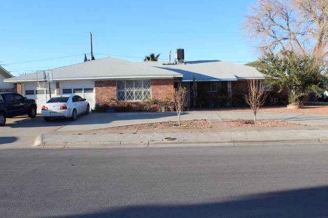9913 Honolulu Drive, El Paso, TX 79925 (MLS #822142) :: Preferred Closing Specialists