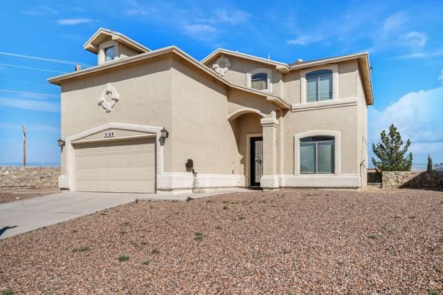 3188 Diego Aidan Drive, El Paso, TX 79938 (MLS #822148) :: Preferred Closing Specialists
