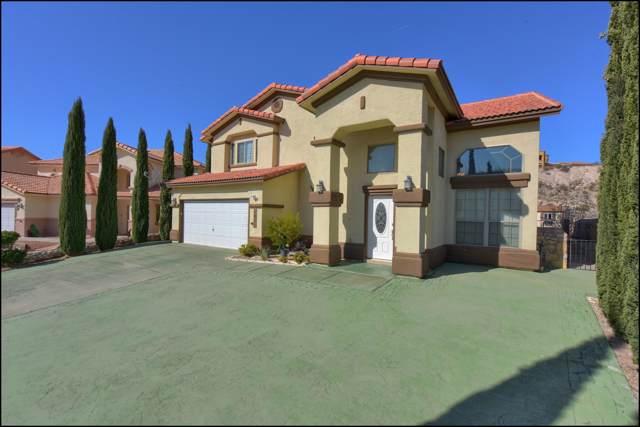 1021 Via Descanso Drive, El Paso, TX 79912 (MLS #822196) :: Preferred Closing Specialists