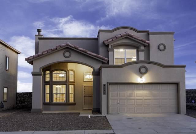 4912 Cattle Lane, El Paso, TX 79934 (MLS #822200) :: Preferred Closing Specialists