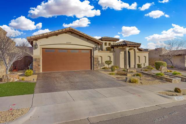 6520 Contessa Ridge Ridge, El Paso, TX 79912 (MLS #822209) :: Preferred Closing Specialists