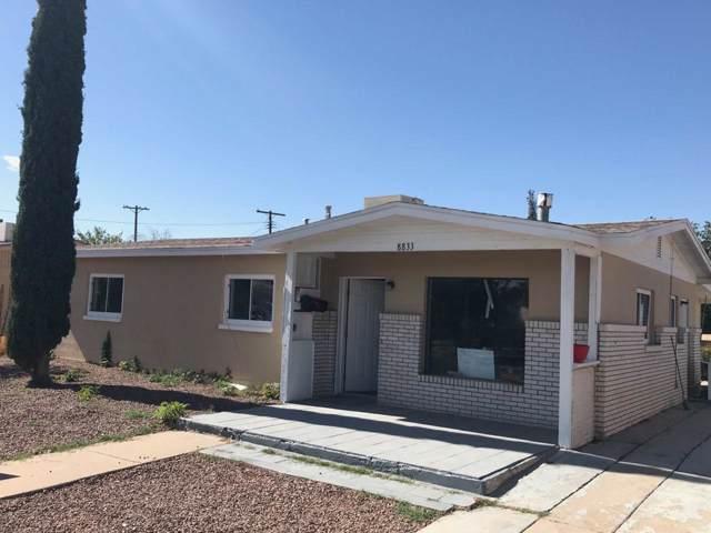 8833 Mount Hagan Drive, El Paso, TX 79904 (MLS #822217) :: Preferred Closing Specialists