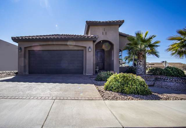 12960 Immanuel Vista Drive, El Paso, TX 79938 (MLS #822340) :: Jackie Stevens Real Estate Group brokered by eXp Realty