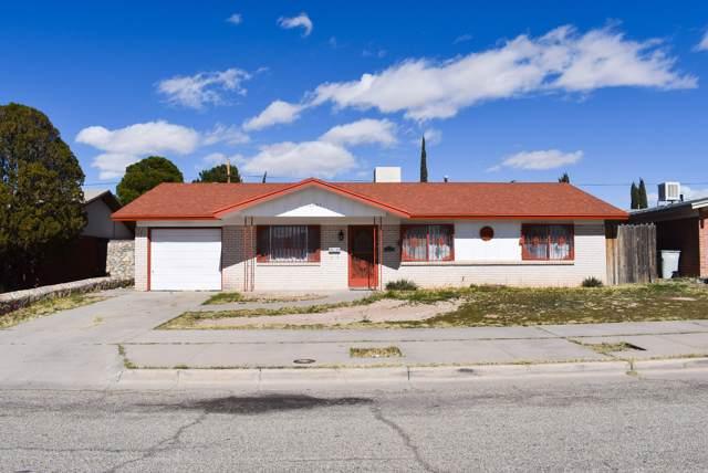 10205 Dunbarton Drive, El Paso, TX 79925 (MLS #822362) :: Preferred Closing Specialists