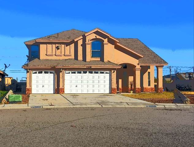 11236 Blue Barrel Street W, El Paso, TX 79934 (MLS #822380) :: Preferred Closing Specialists