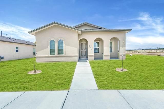 214 Lago Maggiore Street, Horizon City, TX 79928 (MLS #822437) :: Preferred Closing Specialists