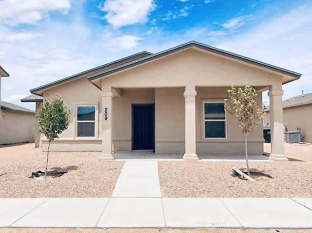 206 Lago Maggiore Street, Horizon City, TX 79928 (MLS #822443) :: Preferred Closing Specialists