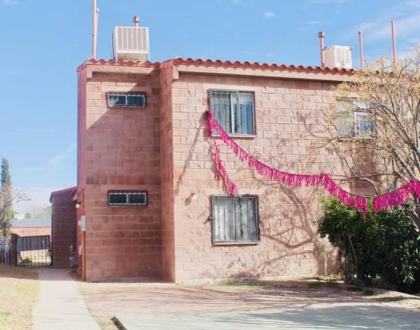 3546 Oasis Drive, El Paso, TX 79936 (MLS #822457) :: Preferred Closing Specialists