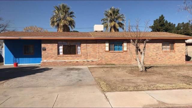 116 Manor Place, El Paso, TX 79915 (MLS #822459) :: Preferred Closing Specialists